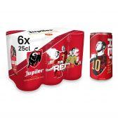 Jupiler Blond pils beer 6-pack