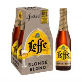 Leffe Blond abbey beer