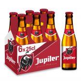 Jupiler Blond pils beer