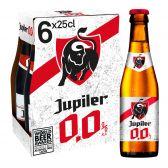 Jupiler Alcohol free beer small 6-pack