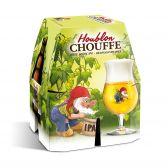 Houblon Chouffe Blond IPA tripel beer