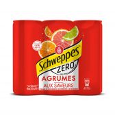 Schweppes Agrumes zero 6-pack