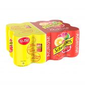 Schweppes Agrumes 12-pack