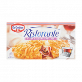 Dr. Oetker Ristorante pizza calzone speciale (alleen beschikbaar binnen Europa)