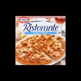 Dr. Oetker Ristorante pizza tonno (alleen beschikbaar binnen Europa)