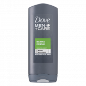 Dove Douche gel men + care extra fresh groot