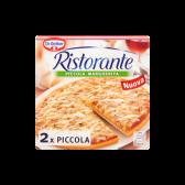 Dr. Oetker Ristorante pizza piccola Margherita (alleen beschikbaar binnen Europa)