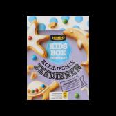 Jumbo Kids box compleet cakejesmix zeedieren