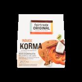 Fair Trade Original Indian korma herb paste