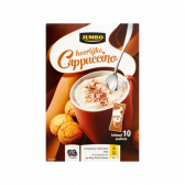 Jumbo Delicious cappuccino sachets