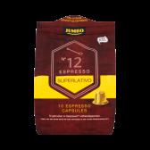 Jumbo Espresso superlativo caps no 12 small