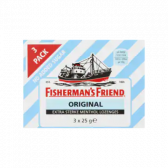 Fisherman's Friend No added sugar