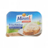 Minus L Lacto free cream cheese (at your own risk)