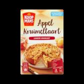 Koopmans Appel kruimeltaart