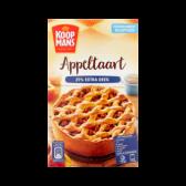 Koopmans Appeltaart extra deeg