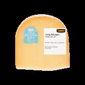Jumbo Young matured 30+ cheese piece
