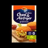Mora Oven en airfryer bamischijven (alleen beschikbaar binnen de EU)