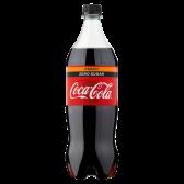 Coca Cola Zero sugar peach