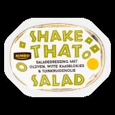 Jumbo Saladedressing met olijven, witte kaasblokjes & tuinkruidenolie (alleen beschikbaar binnen Europa)