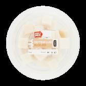 Jumbo Goat cheese cubes 50+