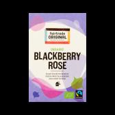 Fair Trade Original Organic blackberry rose tea