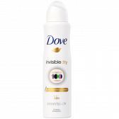 Dove Invisible dry deo spray (only available within Europe)