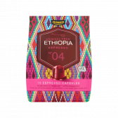 Jumbo Ethiopian espresso caps no 4