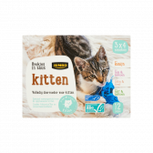 Jumbo Cat chunks in sauce for kittens (only available within Europe)