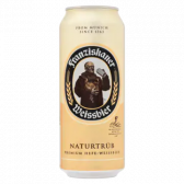 Franziskaner Weissbeer naturtrub premium hefe white beer large
