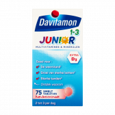 Davitamon Multivitamines & mineralen junior klein (vanaf 1 tot 3 jaar)