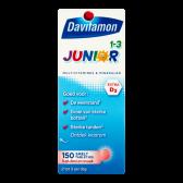Davitamon Multivitamines & mineralen junior groot (vanaf 1 tot 3 jaar)