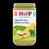 Hipp Biologische tagliatelle met spinazie en kaas (vanaf 12 maanden)