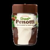 Penotti Duo penotti hazelnut and vanilla