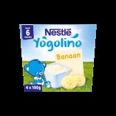 Nestle Yogolino banana baby dessert (from 6 months)