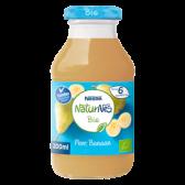 Nestle Naturnes biologische peer en banaan baby sap
