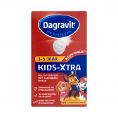 Dagravit Multivitaminen met aardbeiensmaak (vanaf 3 tot 5 jaar)