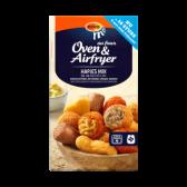 Mora Oven en airfryer hapjes mix (alleen beschikbaar binnen de EU)