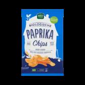 Jumbo Organic paprika crisps