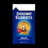 Douwe Egberts Decafe cafeinevrije filterkoffie groot