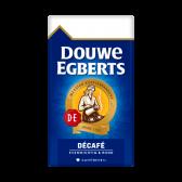 Douwe Egberts Decafe cafeinevrije filterkoffie klein