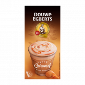 Douwe Egberts Latte caramel instant coffee
