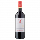 Barton & Guestier Pinot noir vegan French red wine