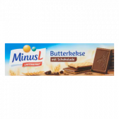 Minus L Chocolate butter cookies