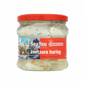 Ouwehand Sweet sour herring (at your own risk)