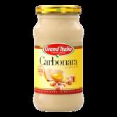 Grand'Italia Carbonara pastasaus klein
