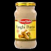 Grand'Italia Funghi porcini pastasaus