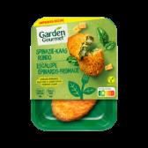 Garden Gourmet Vegetarische spinazie-kaas rondo (alleen beschikbaar binnen Europa)