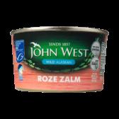 John West Wilde roze zalm uit Alaska MSC klein
