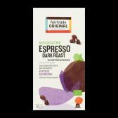 Fair Trade Original Biologische espresso dark roast