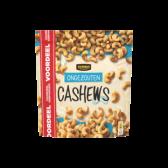 Jumbo Unsalted roasted cashewnuts